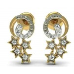 Multistar Diamond Stud