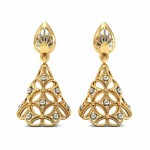 Trendy jhumka earrings