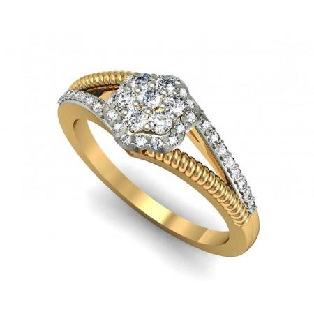 Beauty Flower Ring
