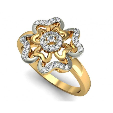 Amazing Flower Ring