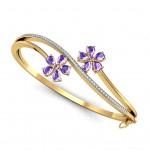 Forever-Floral Bangle