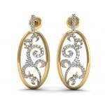 Breathtaking Diamond Earring