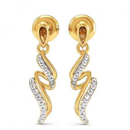 Abhikhya Diamond Earrings