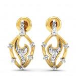 Zenith Diamond Earring
