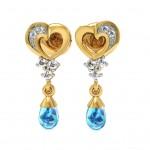 Heartfelt Love Drop Earring