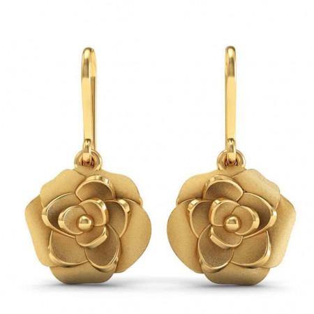 Absorbing Rose Dangler
