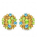 Gliter Glamour Earring