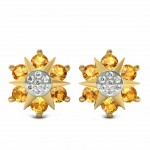 Sparkle Star Earring
