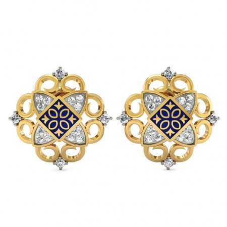 Aadya Diamond Earring