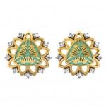 Vrinda Diamond Earring