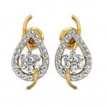 Pushti Diamond Earring