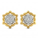 Akhila Diamond Studs