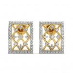 Chitraksh Diamond Hoops