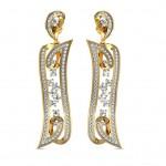 Sarisha Diamond Danglers