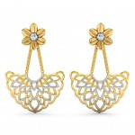 Flower Cup Earring