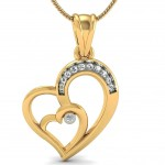 Snazzy Heart Pendant