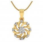 Diamond Blissful Pendant