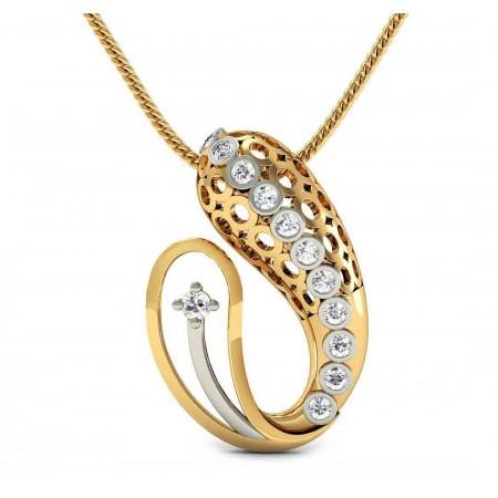 Diamond Spiffy Pendant