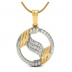 Swanky Diamond Pendant
