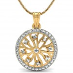 Furious Diamond Pendant
