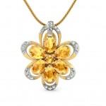 Glint Flora Pendant