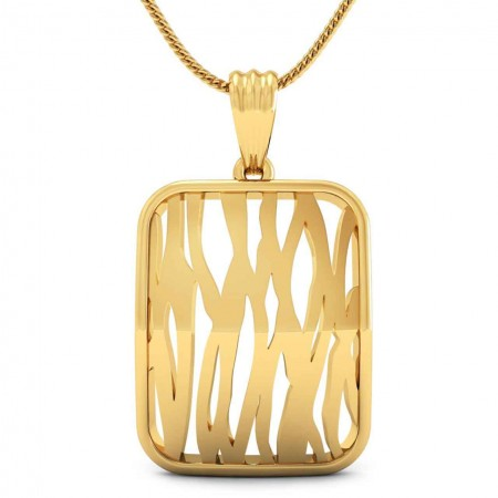 Attention is Brilliance Pendant