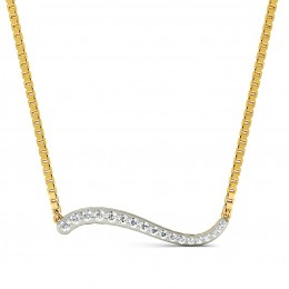 PENDANT WITH CHAIN 1730NBK