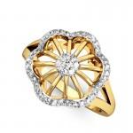 Royal Flower Ring