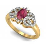 The Royal Lady ring