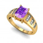 Lady's choice ring