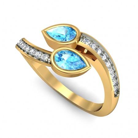 Charming ring
