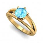 Smart shank ring
