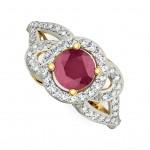 Spliced Ring