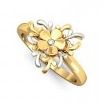 Unique Flora Ring