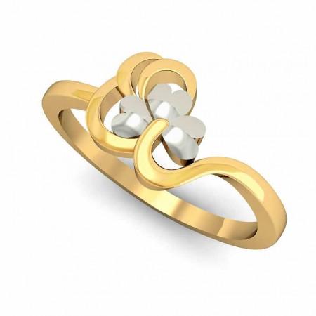 Artistic Flower Ring