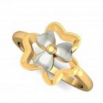 Voguish Flora Ring