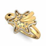 Wondering Star Ring