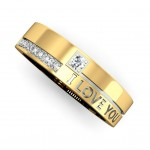 Love Quote Ring