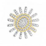 Diamond Stake Ring