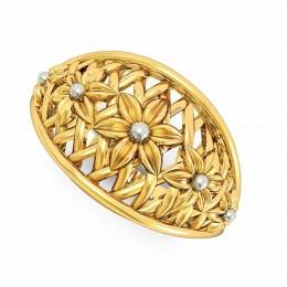 Encircle Gold Ring