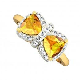 Adela Bow Ring